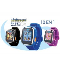 VTECH - Kidizoom Smartwatch Connect DX bleue