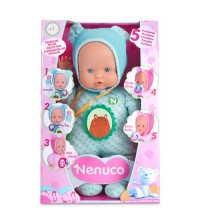 NUNECO - POUPEE NENUCO AVEC BIBERON MAGIC 20964