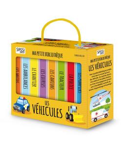 SASSI JUNIOR - Ma Petite Bibliothèque Les Vehicules