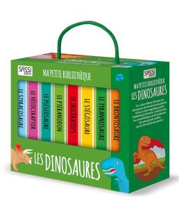 SASSI JUNIOR - Ma Petite Bibliothèque Les Dinosaures