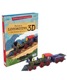 SASSI JUNIOR - Voyage, découvre, explore La Locomotive 3D