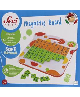 SEVI - Tableau magnétique (63 pièces)