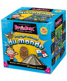 ASMODEE - Brainbox voyage autour du monde