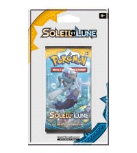 ASMODEE - Booster Pokémon Blister Soleil & Lune 1