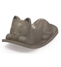 SMOBY - Bascule chat gris 830105