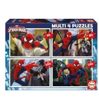 EDUCA - Multi 4 Puzzle Ultimate SpiderMan 15642