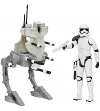 HASBRO - Assault walker SW asst B3919/B3917