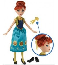 HASBRO - Frozen Fashion Doll Anna B5166