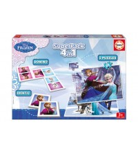EDUCA - Super pack Frozen 16144
