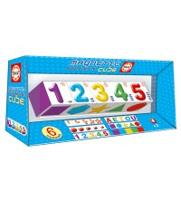 EDUCA - Puzzle Cuble Magnetic Educatif 13732
