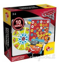 LEGO - PUZZLE CARS 3 MULTI GAME 61945