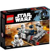 LEGO - S.W Le speeder de transport 75166