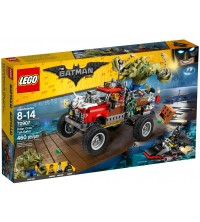 LEGO - Batman 'Killer Croc' 70907