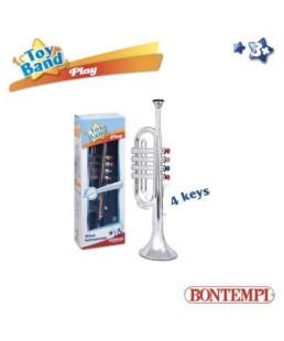 BONTEMPI - Trompette 4 notes 370 mm Ref 32 3831