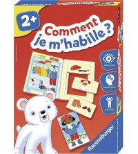 LEGO - Comment je m'habille 24031