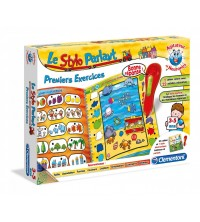 CLEMENTONI - MON STYLO PARLANT-1ER EXERCICES