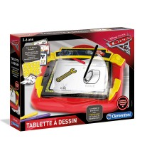 CLEMENTONI - TABLETTE A DESSINS EDUCATIVE-CARS 3