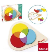 GOULA - Mix couleur puzzle