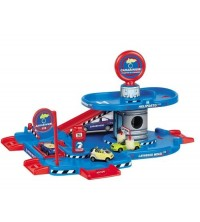 FAROTOYS - CARABINIERI STATION 2 LEVELS + 1 CAR REF 706