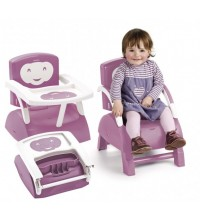 THERMOBABY - REHAUSSEUR DE CHAISE ROSE