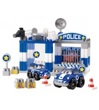ECOIFFIER - POLICE FAST CAR 3081