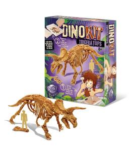 BUKI - Dino kit - Triceratops 439TRI