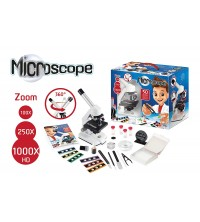 BUKI - Microscope 50 experiences MR600