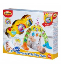 WINFUN - PLAY GYM 3 IN 1