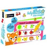 NATHAN - Baby Electro premier imagier