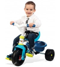 SMOBY - Tricycle Be Fun bleu 740323