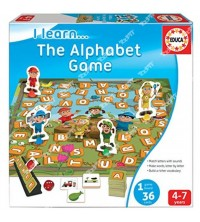 EDUCA - The Alphabet game 16421