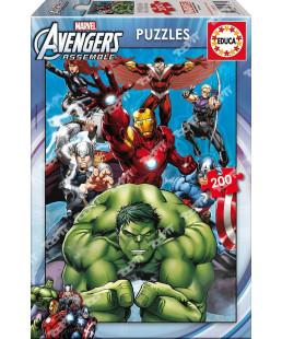EDUCA - Puzzle 200 Avengers 15933
