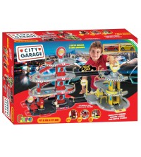 FAROTOYS SUPER GARAGE 4 LEVELS + 3 LEVELS + 2 CARS REF 00809