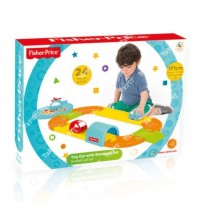 FISHER PRICE - Cuircuit avec voiture fisher price