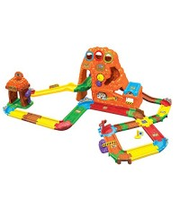 VTECH - Tchou Tchou Bolides - Circuit train Canyon Express (+ Ernest, le train du Far West)