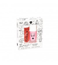NAIL MATIC - STRAWBERRY + COOKIE