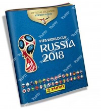 PANINI - ALBUM FIFA WORLD CUP 2018