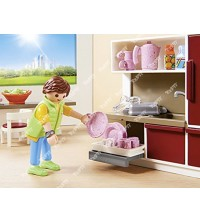 PLAYMOBIL - CUISINE AMENAGEE