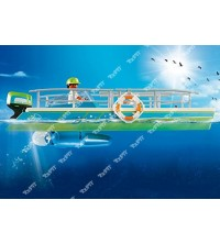 PLAYMOBIL - CATAMARAN
