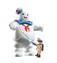 PLAYMOBIL - FANTOME STAY PUFT ET S
