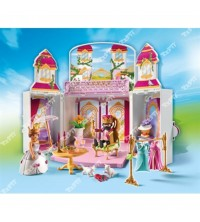 PLAYMOBIL - COFFRE COUR ROYALE