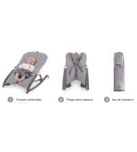 CHICCO - TRANSAT CHICCO POCKET RELAX BOUNCER GREEN
