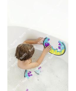 TOMY - PIECES - Puzzle de bain