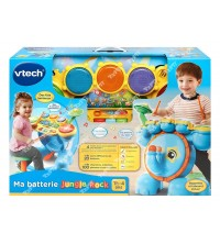 VTECH - JUNGLE ROCK BATTERIE ELEPHANT