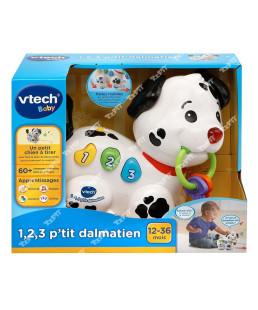 VTECH - 1.2.3 p'tit dalmatien