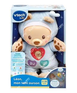 VTECH - LÚon, mon lumi ourson