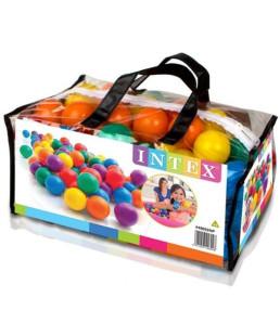 INTEX - SAC DE 100 MINI BALL REF 49602