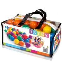 INTEX - SAC DE 100 MINI BALL REF 49602