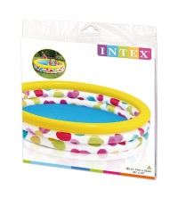 INTEX - PISCINE COLOREE REF 59419