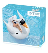 INTEX - CYGNE BLANC GONFLABLE GM REF 56287